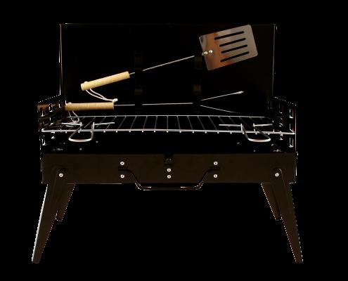 Kofferbarbecue THM