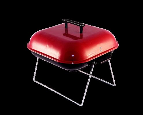 Hamburger barbecue