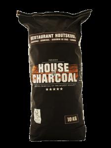 'Restaurant houtskool van House of Charcoal 10 KG'