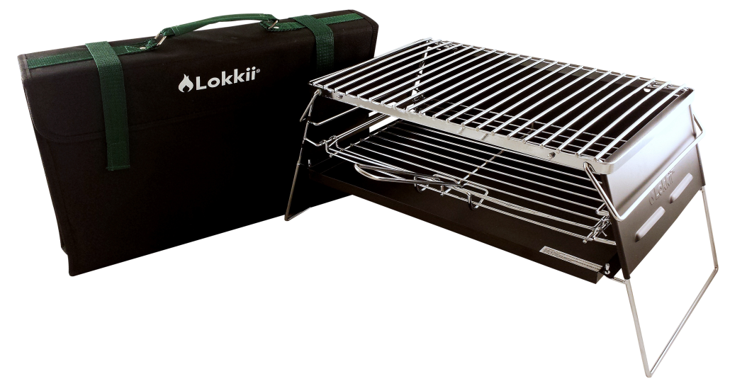Lokkii Home & Away Barbecue